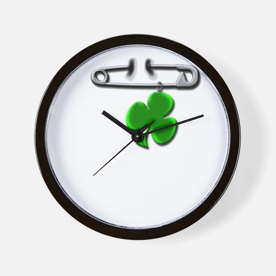 Cute Irish dance mom feis Wall Clock