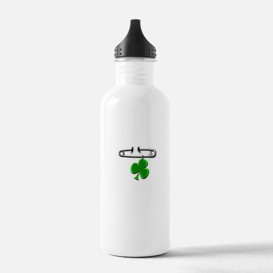 Cute Irish pins Water Bottle