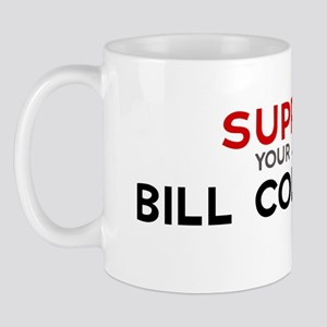 Support:  BILL COLLECTOR Mug