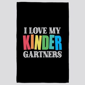 Kindergartner Teacher 4' x 6' Rug