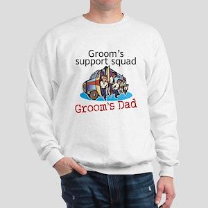 Father of Groom Sweatshirt