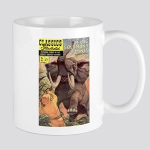 King Solomon's Mines Mug
