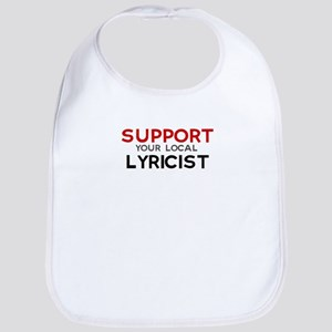 Support:  LYRICIST Bib