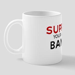 Support:  BANKER Mug