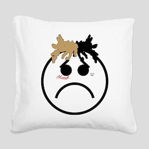 Xxxtentacion emoji Square Canvas Pillow
