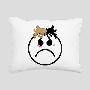 Xxxtentacion emoji Rectangular Canvas Pillow