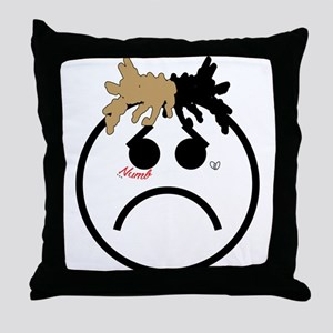 Xxxtentacion emoji Throw Pillow