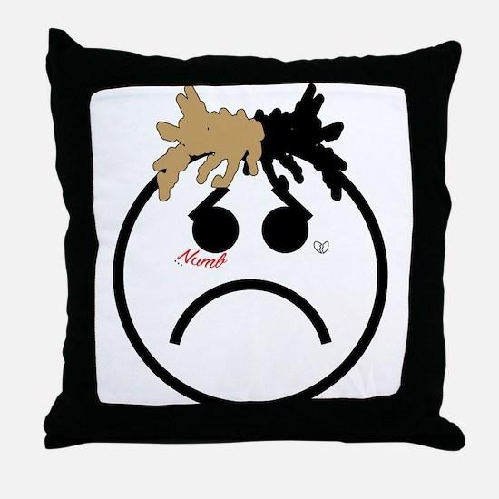 Xxxtentacion emoji Throw Pillow