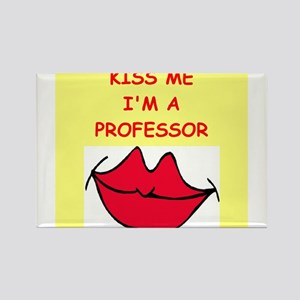 professor Rectangle Magnet