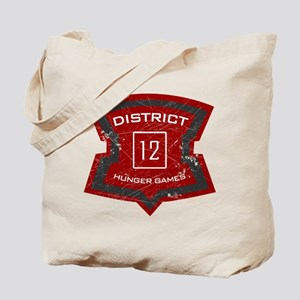 District 12 sign Tote Bag