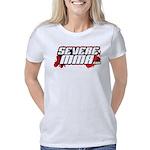 Severe MMA Logo big Women's Classic T-Shirt