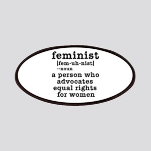 Feminist Definition Patches