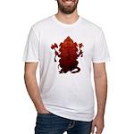 Ganesha3 Fitted T-Shirt