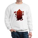 Ganesha3 Sweatshirt