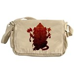 Ganesha3 Messenger Bag