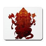 Ganesha3 Mousepad
