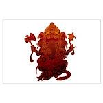 Ganesha3 Large Poster