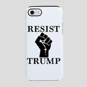 RESIST TRUMP iPhone 7 Tough Case