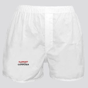 Support:  COMPOSER Boxer Shorts