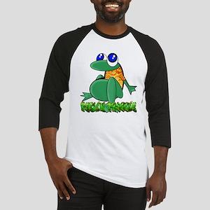 Feelin Froggy Baseball Jersey