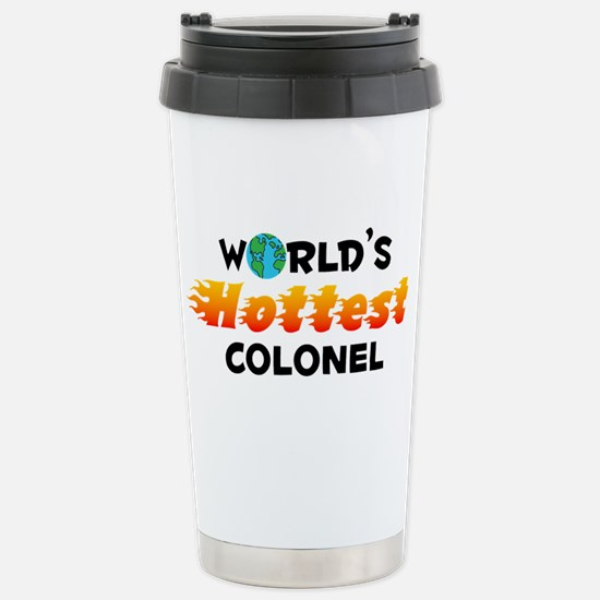 World's Hottest Colonel (C) Mugs