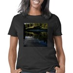 Eel River Reflection Scene Women's Classic T-Shirt