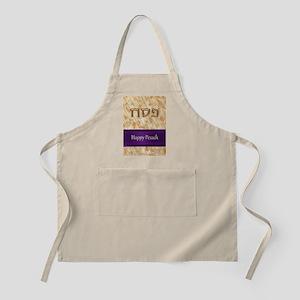 Happy Passover Apron