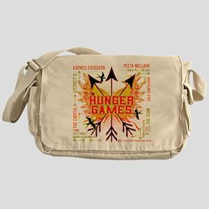 Hunger Games Gear Collective Messenger Bag
