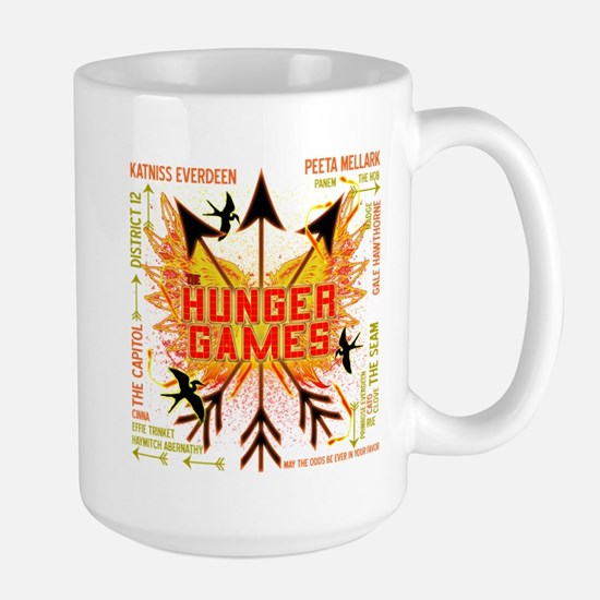Hunger Games Gear Collective Large Mug