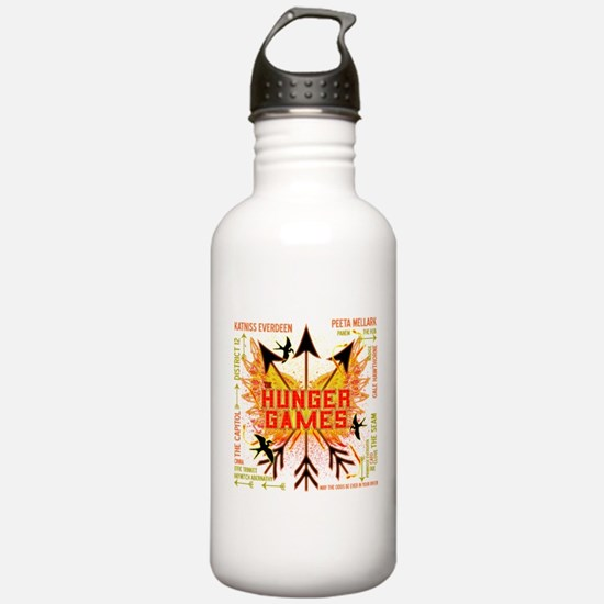 Hunger Games Gear Collective Water Bottle