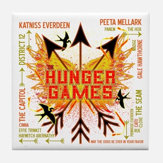 Hunger Games Gear Collective Tile Coaster