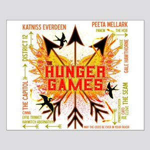 Hunger Games Gear Collective Small Poster