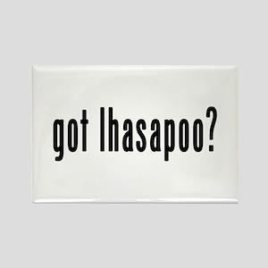 GOT LHASAPOO Rectangle Magnet