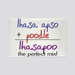 Lhasapoo PERFECT MIX Rectangle Magnet