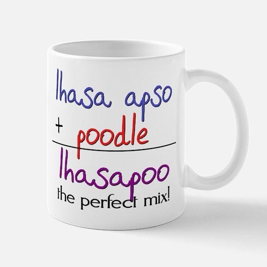 Lhasapoo PERFECT MIX Mug