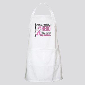 Heaven Needed a Hero Breast Cancer Apron