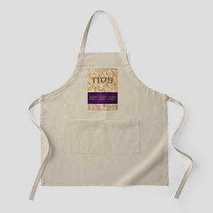 Happy Pasover, Hebrew Apron