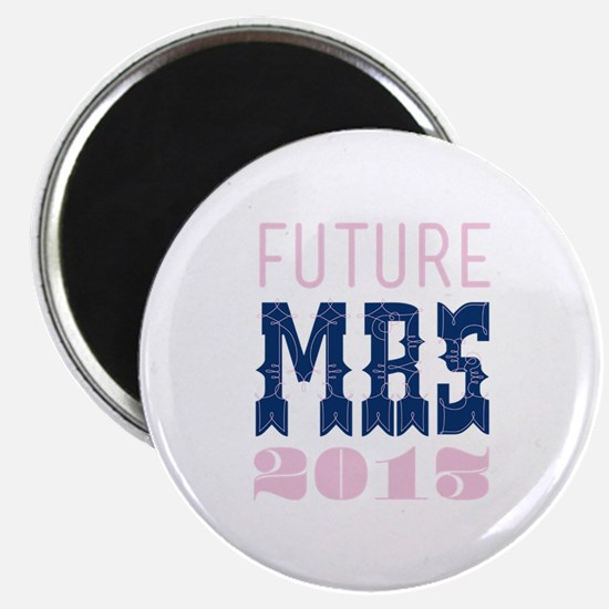 Future Mrs 2013 Lilac Magnet