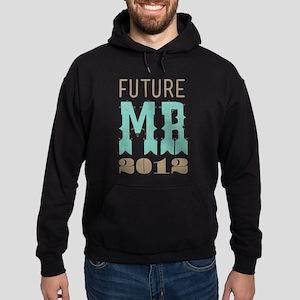 Future Mr 2012 Cockatoo Hoodie (dark)