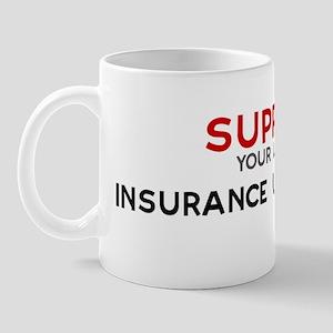 Support:  INSURANCE UNDERWRIT Mug