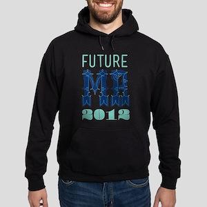 Future Mr 2012 Sodalite Hoodie (dark)