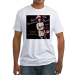 Rick 'Flips' Out Fitted T-Shirt