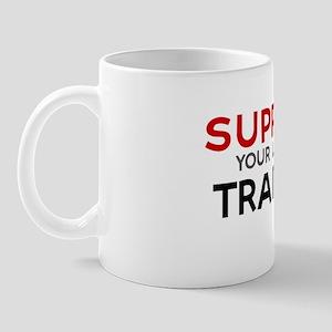 Support:  TRAPPER Mug