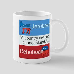 Country Divided Mug