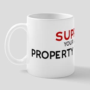 Support:  PROPERTY MANAGER Mug