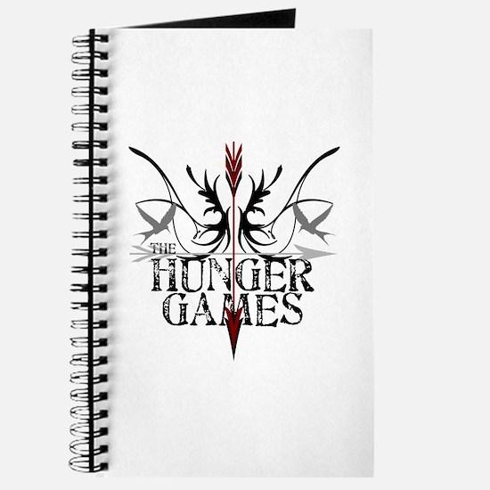 Hunger Games Gear the Arrows Journal