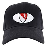 36th Engineer Black Cap