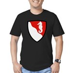 36th Engineer Men's Fitted T-Shirt (dark)