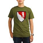 36th Engineer Organic Men's T-Shirt (dark)