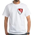 36th Engineer White T-Shirt